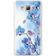Силиконовый чехол BoxFace Samsung A700 Galaxy A7 Orchids (935961-rs16)