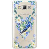 Силиконовый чехол BoxFace Samsung A700 Galaxy A7 Spring Bird (35961-cc96)