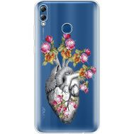 Силиконовый чехол BoxFace Huawei Honor 8x Max Heart (935632-rs11)