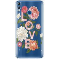 Силиконовый чехол BoxFace Huawei Honor 8x Max Love (935632-rs14)