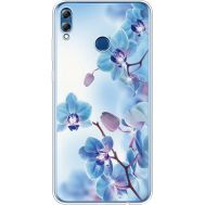 Силиконовый чехол BoxFace Huawei Honor 8x Max Orchids (935632-rs16)