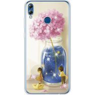 Силиконовый чехол BoxFace Huawei Honor 8x Max Little Boy and Girl (935632-rs18)