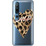 Силиконовый чехол BoxFace Xiaomi Mi 10 Pro Wild Love (39442-cc64)