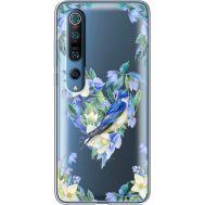 Силиконовый чехол BoxFace Xiaomi Mi 10 Pro Spring Bird (39442-cc96)