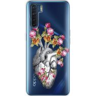 Силиконовый чехол BoxFace OPPO A91 Heart (941577-rs11)