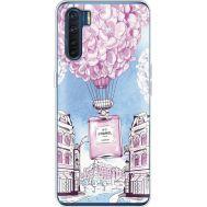 Силиконовый чехол BoxFace OPPO A91 Perfume bottle (941577-rs15)