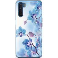Силиконовый чехол BoxFace OPPO A91 Orchids (941577-rs16)