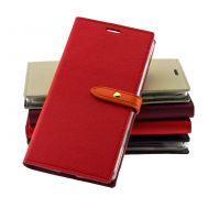 Чехол книжка для Meizu M3e Goospery Romance красный
