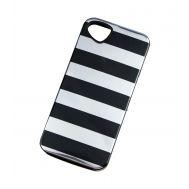 Накладка iPhone 5 Black Stripes (APH5-KILCH-BKSP) Killer Chic