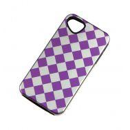 Накладка iPhone 5 Purple Lattice (APH5-KILCH-PRLC) Killer Chic