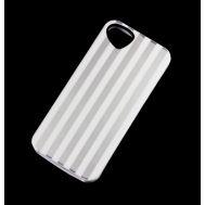 Накладка iPhone 5 White Stripes (APH5-KILCH-WTSP) Killer Chic