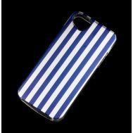 Накладка iPhone 5 White/Blue (APH5-KILCH-WHBL) Killer Chic