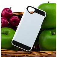 Чехол-накладка iPhone 5 White (APH5-EVLTN-WITE) Evolution