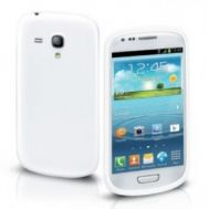 Накладка TPU Sams i8190 S3 mini White