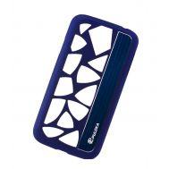 Чехол для Samsung i9500 Galaxy S4 R Puloka Geometry фиолетовый