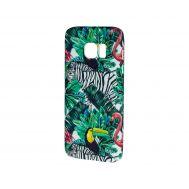 Чехол для Samsung Galaxy S7 (G930) PC Soft Touch фауна