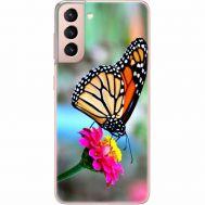 Силиконовый чехол BoxFace Samsung G991 Galaxy S21 (41709-up1321)