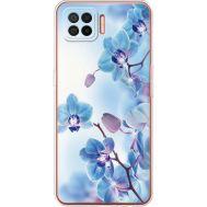 Силиконовый чехол BoxFace OPPO A73 Orchids (941742-rs16)