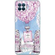 Силиконовый чехол BoxFace OPPO Reno4 Lite Perfume bottle (941786-rs15)