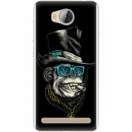 Силиконовый чехол BoxFace Huawei Ascend Y3 2 Rich Monkey (28882-up2438)