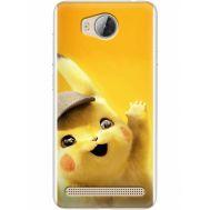 Силиконовый чехол BoxFace Huawei Ascend Y3 2 Pikachu (28882-up2440)