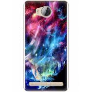 Силиконовый чехол BoxFace Huawei Ascend Y3 2 Northern Lights (28882-up2441)