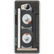 Силиконовый чехол BoxFace Huawei Ascend Y3 2 Старая касета (28882-up2445)