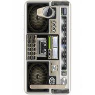 Силиконовый чехол BoxFace Huawei Ascend Y3 2 Old Boombox (28882-up2446)