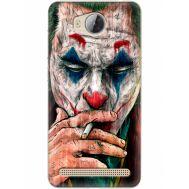 Силиконовый чехол BoxFace Huawei Ascend Y3 2 Джокер (28882-up2448)
