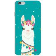 Силиконовый чехол BoxFace Apple iPhone 6 Plus 5.5 Cold Llama (24581-up2435)