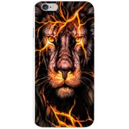 Силиконовый чехол BoxFace Apple iPhone 6 Plus 5.5 Fire Lion (24581-up2437)