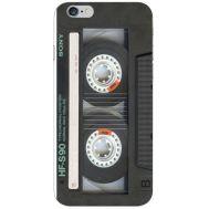 Силиконовый чехол BoxFace Apple iPhone 6 Plus 5.5 Старая касета (24581-up2445)