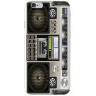Силиконовый чехол BoxFace Apple iPhone 6 Plus 5.5 Old Boombox (24581-up2446)