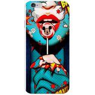 Силиконовый чехол BoxFace Apple iPhone 6 Plus 5.5 Girl Pop Art (24581-up2444)