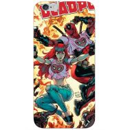 Силиконовый чехол BoxFace Apple iPhone 6 Plus 5.5 Deadpool and Mary Jane (24581-up2454)