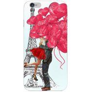 Силиконовый чехол BoxFace Apple iPhone 6 Plus 5.5 Love in Paris (24581-up2460)