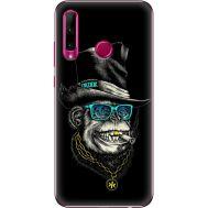 Силиконовый чехол BoxFace Huawei Honor 10i Rich Monkey (37075-up2438)
