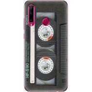 Силиконовый чехол BoxFace Huawei Honor 10i Старая касета (37075-up2445)