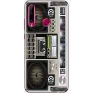 Силиконовый чехол BoxFace Huawei Honor 10i Old Boombox (37075-up2446)