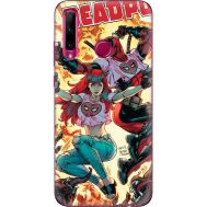 Силиконовый чехол BoxFace Huawei Honor 10i Deadpool and Mary Jane (37075-up2454)