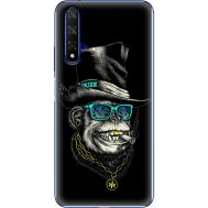Силиконовый чехол BoxFace Huawei Honor 20 Rich Monkey (37632-up2438)