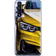 Силиконовый чехол BoxFace Huawei Honor 20 Bmw M3 on Road (37632-up2439)