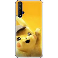 Силиконовый чехол BoxFace Huawei Honor 20 Pikachu (37632-up2440)
