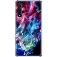 Силиконовый чехол BoxFace Huawei Honor 20 Northern Lights (37632-up2441)