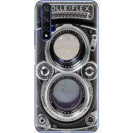 Силиконовый чехол BoxFace Huawei Honor 20 Rolleiflex (37632-up2447)