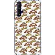 Силиконовый чехол BoxFace Huawei Honor 20 Pringles Princess (37632-up2450)