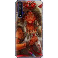 Силиконовый чехол BoxFace Huawei Honor 20 Принцесса Мононоке (37632-up2451)