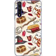 Силиконовый чехол BoxFace Huawei Honor 20 Magic Items (37632-up2455)