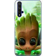Силиконовый чехол BoxFace Huawei Honor 20 Groot (37632-up2459)