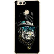 Силиконовый чехол BoxFace Huawei Honor 7x Rich Monkey (32670-up2438)